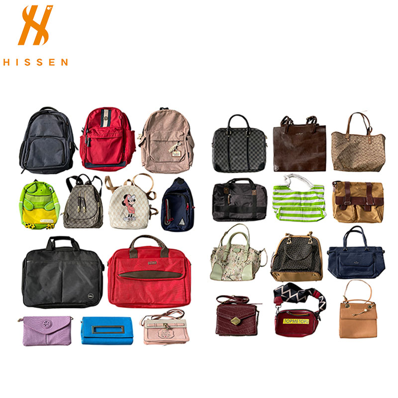 Used Mix Bags Second Hand Wholesale Cheapest in China